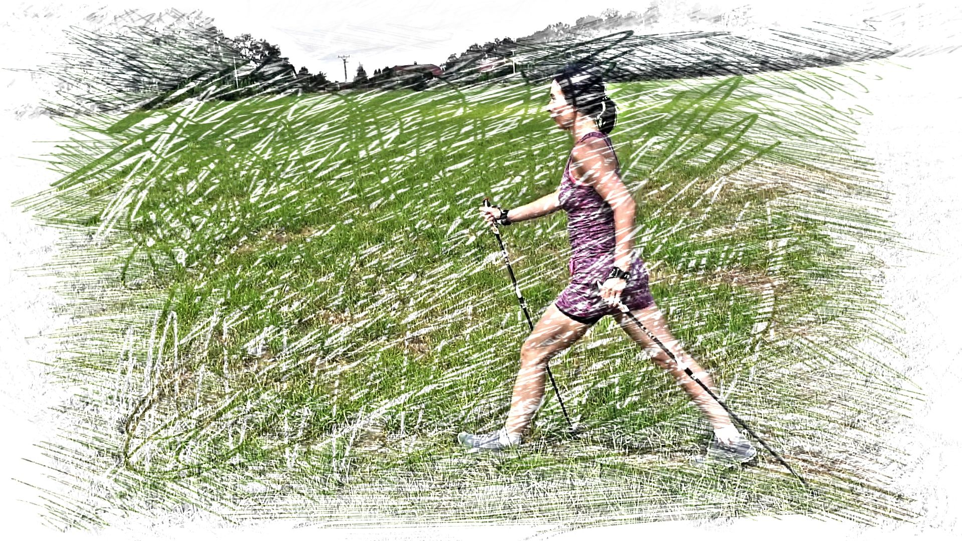 Nordic Walking individualni lekce
